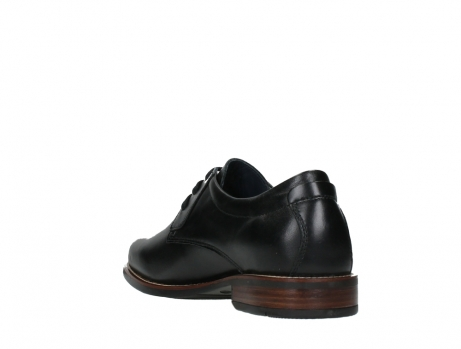 wolky lace up shoes 02180 santiago 20000 black leather_17