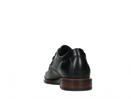 wolky lace up shoes 02180 santiago 20000 black leather_18