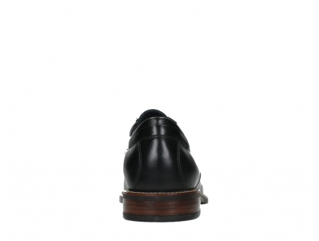 wolky lace up shoes 02180 santiago 20000 black leather_19