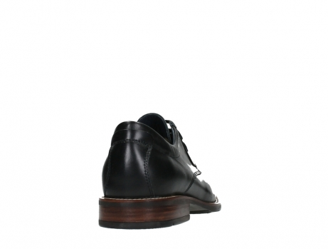 wolky lace up shoes 02180 santiago 20000 black leather_20
