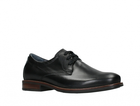 wolky lace up shoes 02180 santiago 20000 black leather_3