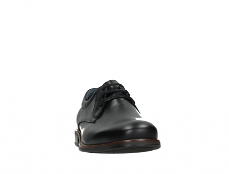 wolky lace up shoes 02180 santiago 20000 black leather_6