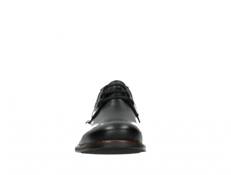 wolky lace up shoes 02180 santiago 20000 black leather_7