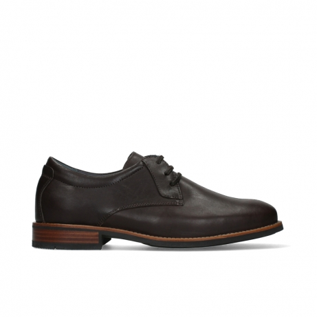 wolky chaussures a lacets 02180 santiago 20300 cuir marron