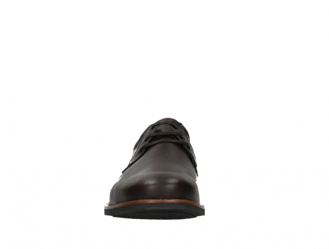 wolky chaussures a lacets 02180 santiago 20300 cuir marron_7