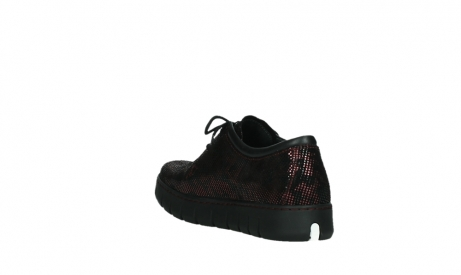 wolky lace up shoes 02325 vic 47505 red suede_17