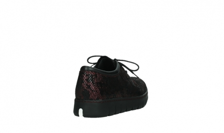 wolky lace up shoes 02325 vic 47505 red suede_21