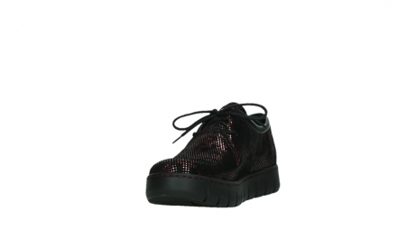 wolky lace up shoes 02325 vic 47505 red suede_9