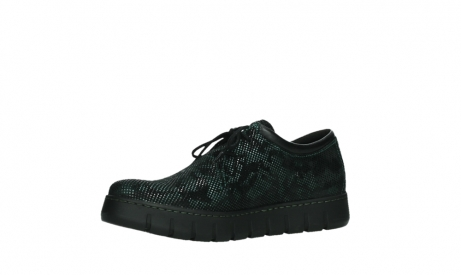 wolky lace up shoes 02325 vic 47715 green suede_11