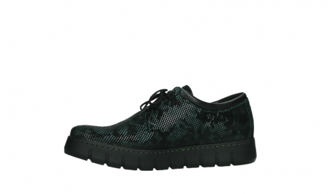 wolky lace up shoes 02325 vic 47715 green suede_12