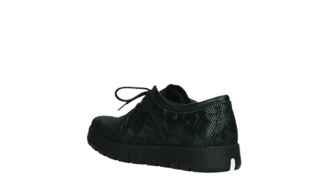 wolky lace up shoes 02325 vic 47715 green suede_16