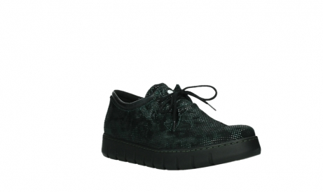 wolky lace up shoes 02325 vic 47715 green suede_4