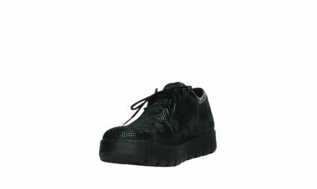 wolky chaussures a lacets 02325 vic 47715 daim vert_9
