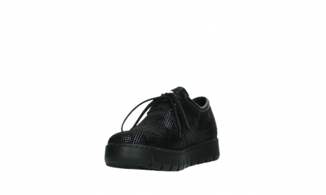 wolky lace up shoes 02325 vic 47800 blue suede_9