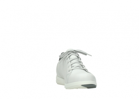 wolky lace up shoes 02420 kinetic 30120 offwhite leather_18