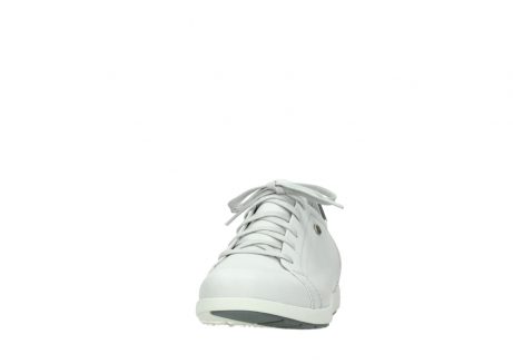 wolky lace up shoes 02420 kinetic 30120 offwhite leather_20