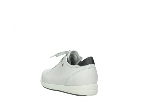 wolky lace up shoes 02420 kinetic 30120 offwhite leather_5