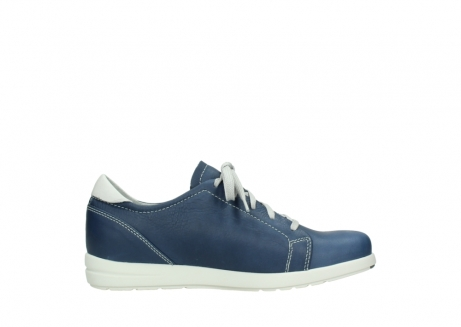 wolky chaussures a lacets 02420 kinetic 30840 cuir bleu denim_13