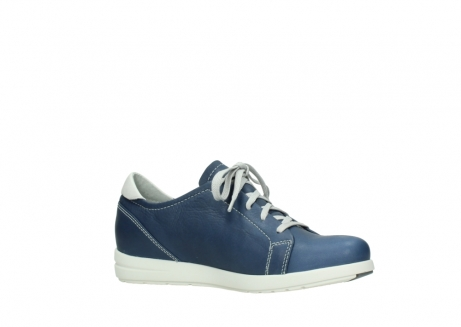 wolky chaussures a lacets 02420 kinetic 30840 cuir bleu denim_15