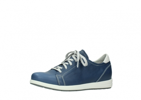 wolky chaussures a lacets 02420 kinetic 30840 cuir bleu denim_23