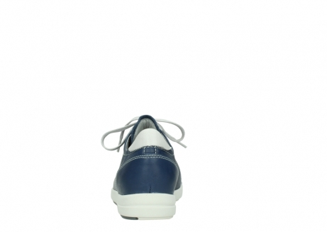 wolky chaussures a lacets 02420 kinetic 30840 cuir bleu denim_7