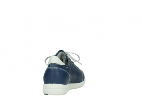 wolky chaussures a lacets 02420 kinetic 30840 cuir bleu denim_8