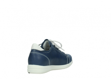 wolky chaussures a lacets 02420 kinetic 30840 cuir bleu denim_9