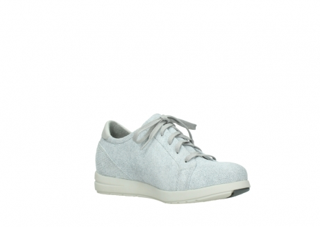 wolky lace up shoes 02420 kinetic 49122 offwhite grey_16