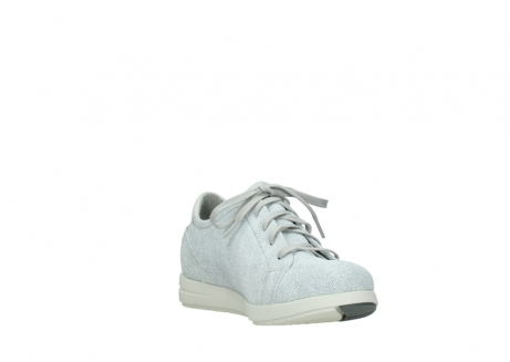 wolky lace up shoes 02420 kinetic 49122 offwhite grey_17