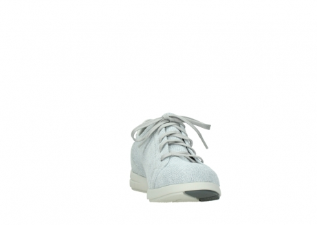 wolky lace up shoes 02420 kinetic 49122 offwhite grey_18