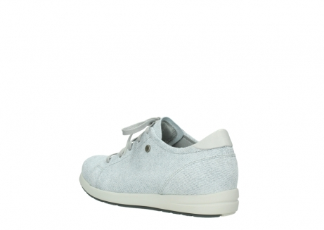 wolky lace up shoes 02420 kinetic 49122 offwhite grey_4