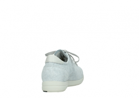 wolky lace up shoes 02420 kinetic 49122 offwhite grey_8
