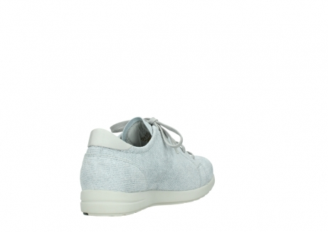 wolky lace up shoes 02420 kinetic 49122 offwhite grey_9