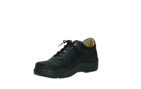 wolky lace up shoes 03250 fantasy 43800 blue metal suede_10