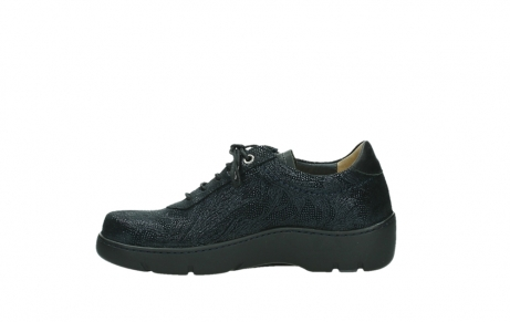 wolky lace up shoes 03250 fantasy 43800 blue metal suede_13