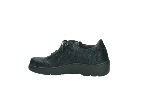 wolky lace up shoes 03250 fantasy 43800 blue metal suede_14