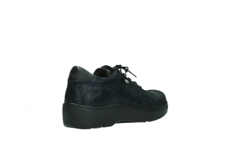 wolky lace up shoes 03250 fantasy 43800 blue metal suede_22