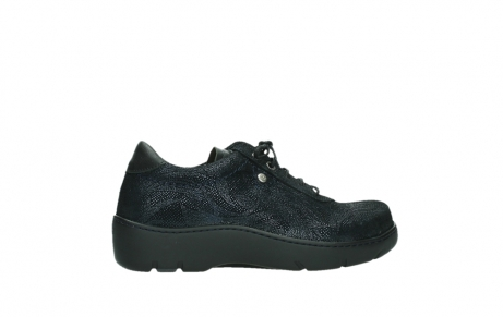 wolky lace up shoes 03250 fantasy 43800 blue metal suede_24