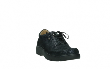wolky lace up shoes 03250 fantasy 43800 blue metal suede_5