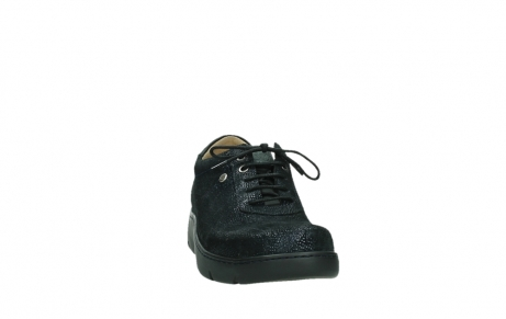 wolky lace up shoes 03250 fantasy 43800 blue metal suede_6