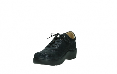 wolky lace up shoes 03250 fantasy 43800 blue metal suede_9