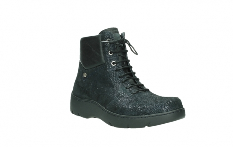 wolky lace up shoes 03252 daydream 43800 blue metal suede_4
