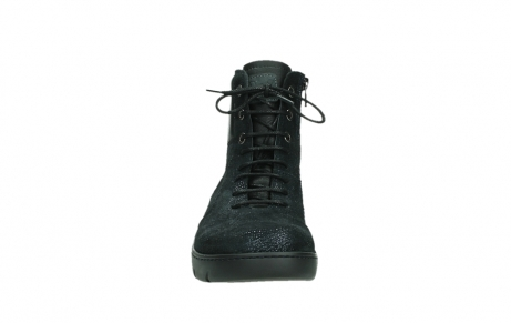 wolky lace up shoes 03252 daydream 43800 blue metal suede_7