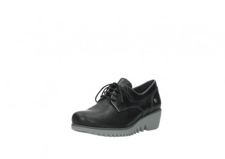 wolky chaussures a lacets 03814 gobly 50600 cuir violet_22