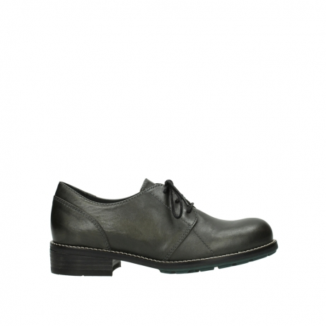 wolky lace up shoes 04436 barron 30203 lead graca leather