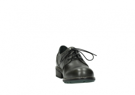 wolky lace up shoes 04436 barron 30203 lead graca leather_18
