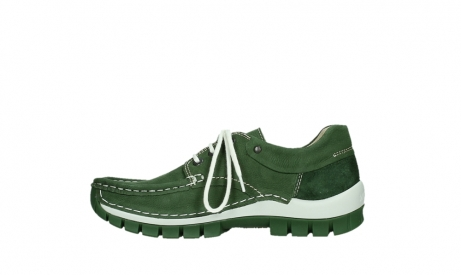 wolky lace up shoes 04701 fly 11720 moss green nubuck_13