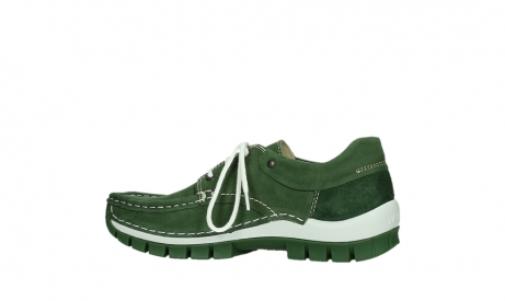 wolky lace up shoes 04701 fly 11720 moss green nubuck_14