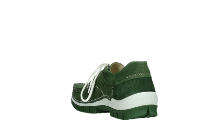 wolky lace up shoes 04701 fly 11720 moss green nubuck_17