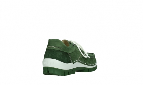 wolky lace up shoes 04701 fly 11720 moss green nubuck_21